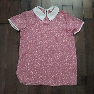 Twik for Simons Peter Pan Collar Shirt